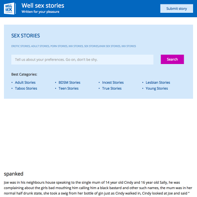 wellsexstories.com